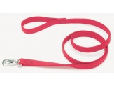 Coastal Double-Ply Nylon Leash Red 1X6ft