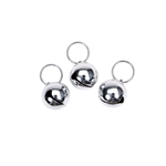 Coastal Pet Pet Bells  3pc Silver