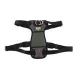Coastal Pet Walk Right! Padded Front Harness Large Black