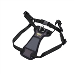 Coastal Pet Walk Right! Padded Front Harness Medium Black