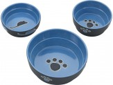 Ethical Products Spot Fresco Dish Dog Blue