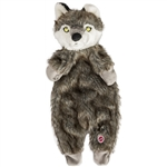 Ethical  Pet Products Furzz Plush Wolf 13.5""