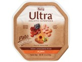 Ultra Pate Chicken, Lamb & Salmon Entree Puppy Food 24ea/3.5oz