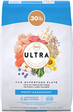 NUTRO ULTRA Adult Weight Management Dry Dog Food 30 Pounds