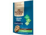 NUTRO Adult Grain Free Dog Biscuits Lamb and Potato Recipe 16 Ounces