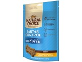 NUTRO NATURAL CHOICE Adult Tartar Control Dog Biscuits Chicken & Whole Brown Rice Recipe 16 Ounces