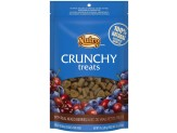 NUTRO Crunchy Dog Treats with Real Mixed Berries, 10 Ounce Bag