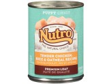 Nutro Tender Chicken, Rice & Oatmeal Recipe Can Puppy Food 12ea/12.5oz