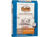 NUTRO WHOLESOME ESSENTIALS Farm-Raised Chicken, Brown Rice & Sweet Potato Recipe Large Breed Puppy Dry Dog Food 15 Pounds