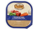 Nutro Simmered Beef & Vegetable Stew Puppy 24ea/3.5oz