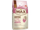 NUTRO MAX Adult Recipe With Farm Raised Chicken Mini Chunk Dry Dog Food 4 Pounds
