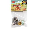 Zoo Med Hermit Crab Growth Shell Medium 2pk