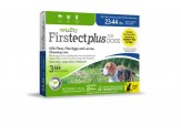 Vetality Firstect Plus Dogs 23-44lbs 3 Doses