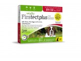 Vetality Firstect Plus Dogs 89-132lbs 3 Doses