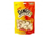Dingo Mini White Bones 35pc