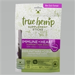 True Hemp Dog Stick Immunity Heart 6.6 oz.