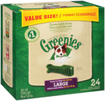 GREENIES Original Large Dog Dental Chews - 36 Ounces 24 Treats