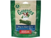 GREENIES Hip and Joint Regular Size Dental Dog Chews - 6 Ounces 6 Treats
