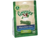 GREENIES Hip and Joint TEENIE Dental Dog Chews - 18 Ounces 65 Treats