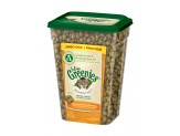 FELINE GREENIES Dental Treats for Cats Oven Roasted Chicken Flavor 12 oz.