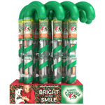 GREENIES Dental Chews PETITE Treats for Dogs - Candy Cane Tube - 3.6 oz. 6 Treats