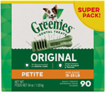 GREENIES Dental Chews Petite 54oz.