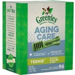 Greenies Complete Aging Care Dental Treat Teenie 27oz