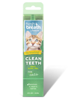 Tropiclean Fresh Breath Cat Clean Teeth Gel 2oz..