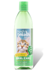 Tropiclean Fresh Breath Cat Water Additive 16oz..