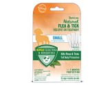 TropiClean Natural Flea & Tick Spot On Treatment Small Dog 3pk