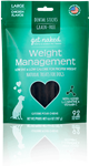 Get Naked Weight Management Dental Chew Sticks 5oz.