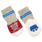 Fashion Pet Sneaker Sock Medium