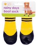 Fashion Pet Rainy Days Sock Large
