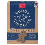 Cloud Star Buddy Biscuits Bacon/Cheese  16oz.