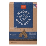Cloud Star Original Itty Bitty Buddy Biscuits with Bacon & Cheese Dog Treats, 8-oz. box
