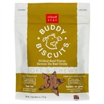 Cloud Star Original Soft & Chewy Buddy Biscuits with Grilled Beef Dog Treats, 6-oz. bag