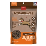 Cloud Star Dynamo Dog Endurance Soft Chews with Peanut Butter Dog Treats, 5oz. bag