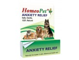 HomeoPet Anxiety Relief bottle 15ml