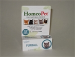 HomeoPet Feline Furball Relief 15ml