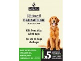 Natural Chemistry Natural Flea & Tick Squeeze-On for Large Dogs 5/5ml Tubes