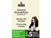 Natural Chemistry Natural Flea & Tick Squeeze-On for Medium Dogs 5/3ml Tubes