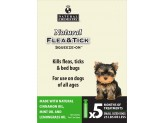Natural Chemistry Natural Flea & Tick Squeeze-On for Small Dogs 5/1.5ml Tubes