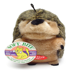 Booda Soft Bite Plush Hedgehog Medium