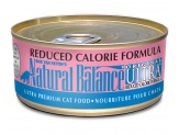 Natural Balance Original Ultra Reduced Calorie Formula Canned Cat Food 6oz  (Case of 24)