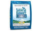 Natural Balance Original Ultra Ultra Premium Formula Dry Dog Food 15lb