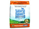 Natural Balance LID Sweet Potato & Fish Dry Dog Food 13lb