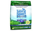 Natural Balance LID Lamb Meal & Brown Rice Large Breed Bites Dry Dog Food 14lb