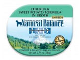 Natural Balance LID Chicken & Sweet Potato in Broth Dog Food 24ea/2.75oz