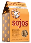 Sojo Dog Treat Peanut Butter Honey 10oz