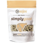 Sojos Dog Simply Goat Treat 4 oz..